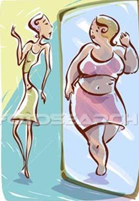 Resultado de imagem para anorexia desenho