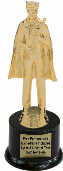 """8 1/4"""" King Trophy Kit with Pedestal Base 