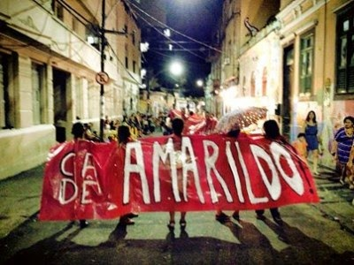 Onde está Amarildo?