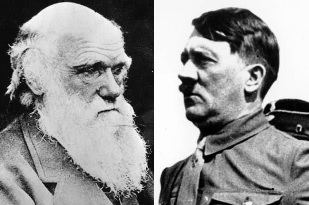 Darwin inspired Hitler: Lies they teach in Texas