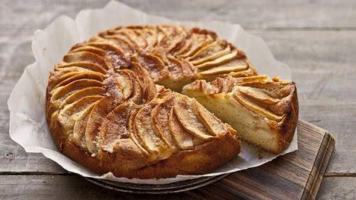 Resultado de imagen para tarta de manzanas alemana