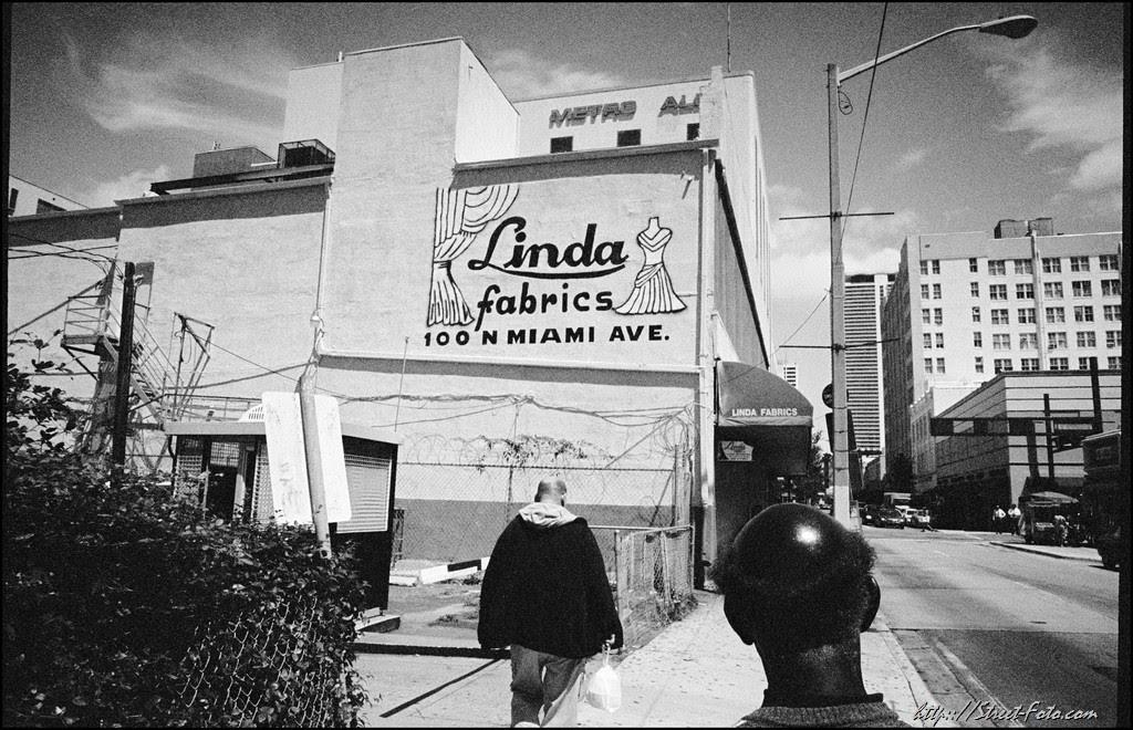 Miami Avenue's Sun
