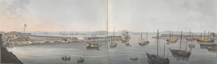 View of Bombay Harbour