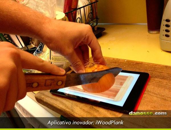 iWoodPlank - Novo aplicativo para donas de casa!