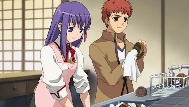 Shiro y Sakura