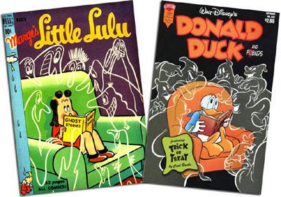 Little Lulu #31/Donald Duck #332