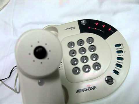 「骨傳導」電話,「重聽」與「聽障」聽電話的救星!