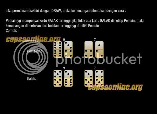 Kartu Domino QQ