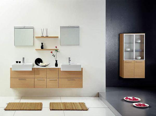 How To Organize Bathroom Vanity | InteriorHolic.