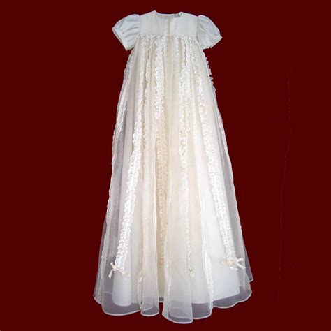Christening Gown Made From Your Wedding Dress   Girls