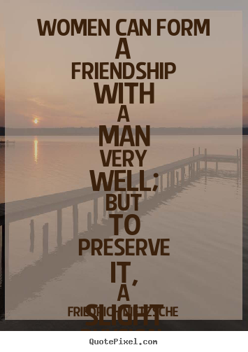Quotes About Male Female Friendship 21 Quotes