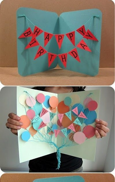 Knutsel Verjaardag.Knutselen Voor Een Verjaardag Verjaardag