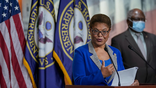 Avatar of Biden VP Contender Rep. Karen Bass on the Use of Federal Troops