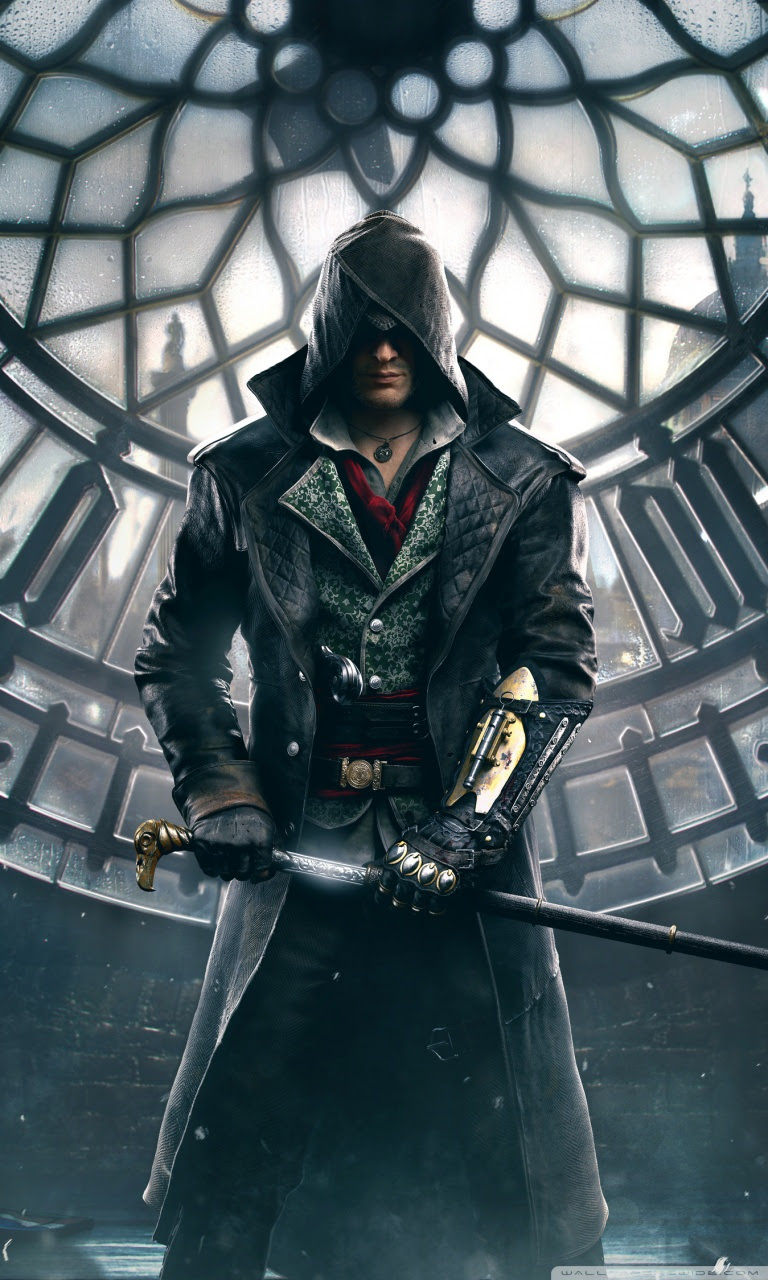 Ac Syndicate Ultra Hd Desktop Background Wallpaper For