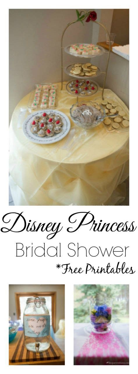 Best 25  Disney bridal showers ideas on Pinterest   Games