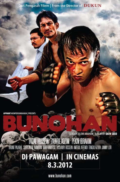 Poster Filem Bunohan