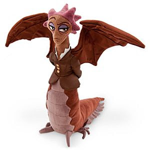 Dean Hardscrabble Plush - Monsters University - 11''