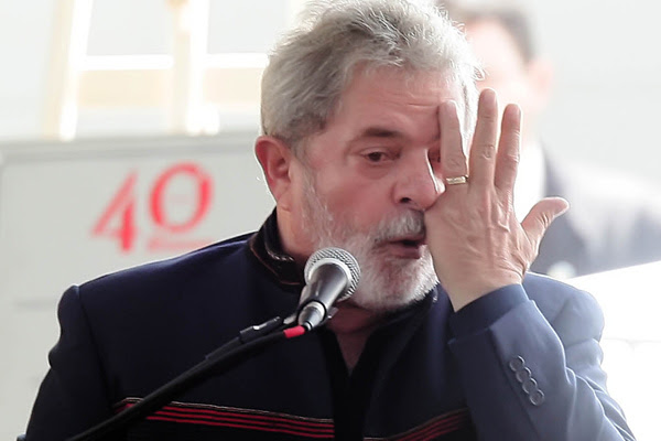 """BOMBA! Sumiu de dentro do INSS o processo de anistia de Lula  """"dedo"""""""