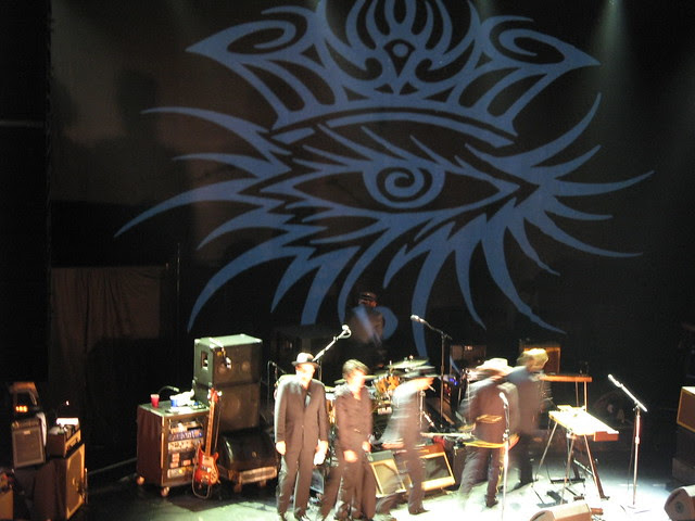 Bob Dylan and His Band concert @ The Warfield / San Francisco