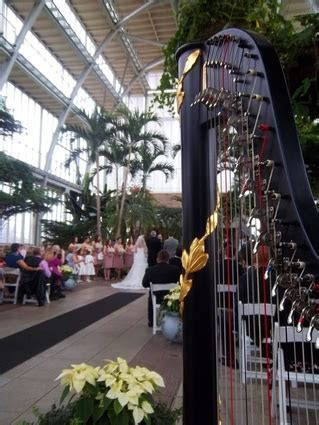 Jewel Box Weddings & Events in Forest Park   St. Louis Harpist