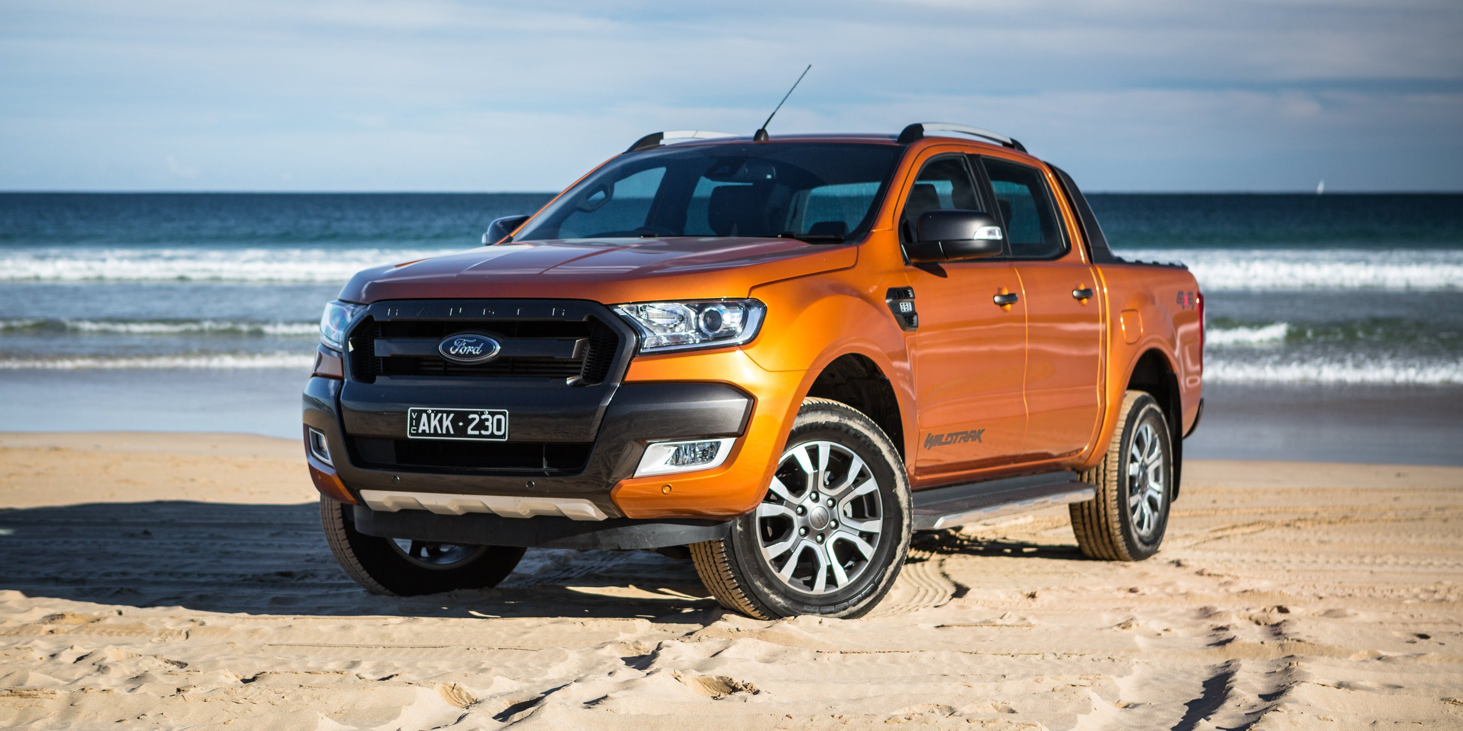2017 Ford Ranger Wildtrak review | CarAdvice