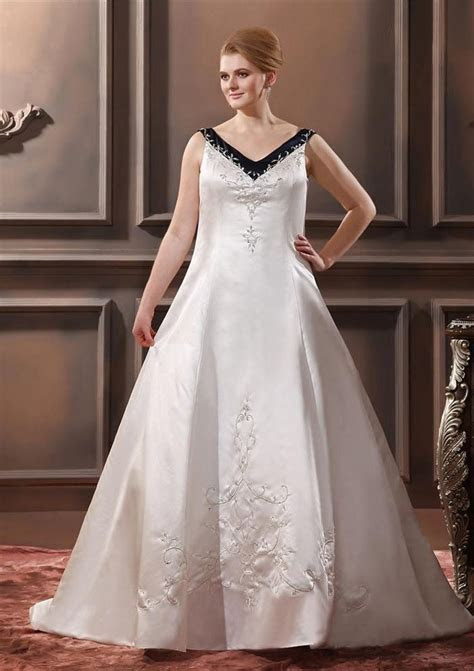Plus Size Colored Wedding Dresses Cheap   Wedding and