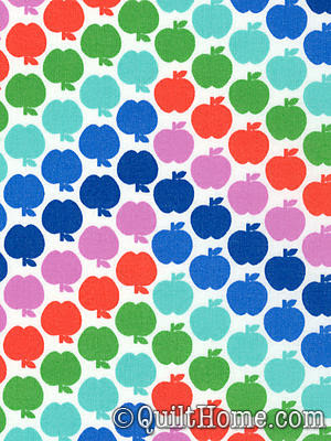 Greenhouse Laminates OCEM005-Royal Laminate Fabric by Erin McMorris