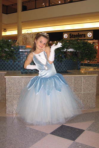 Cinderella at the Mall