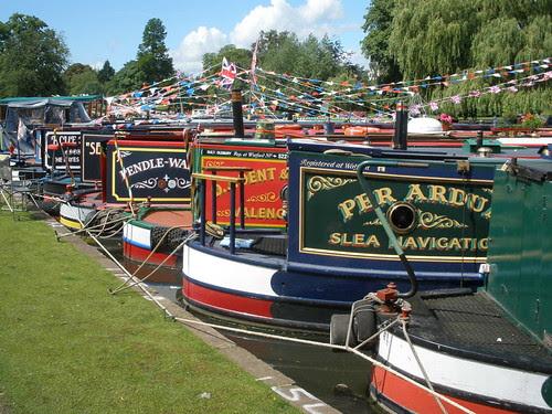 Stratford-Upon-Avon River Festival P6300031