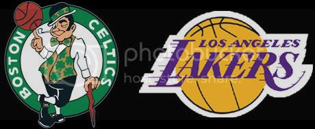 Lakers versus Celtics 2010 NBA Finals