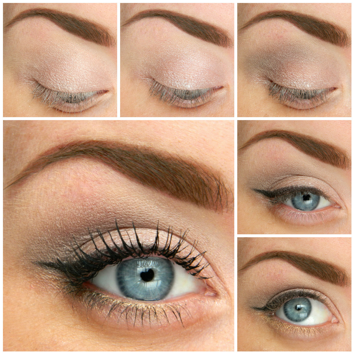 5 Ways to Make Blue Eyes Pop with Proper Eye Makeup - Her ...