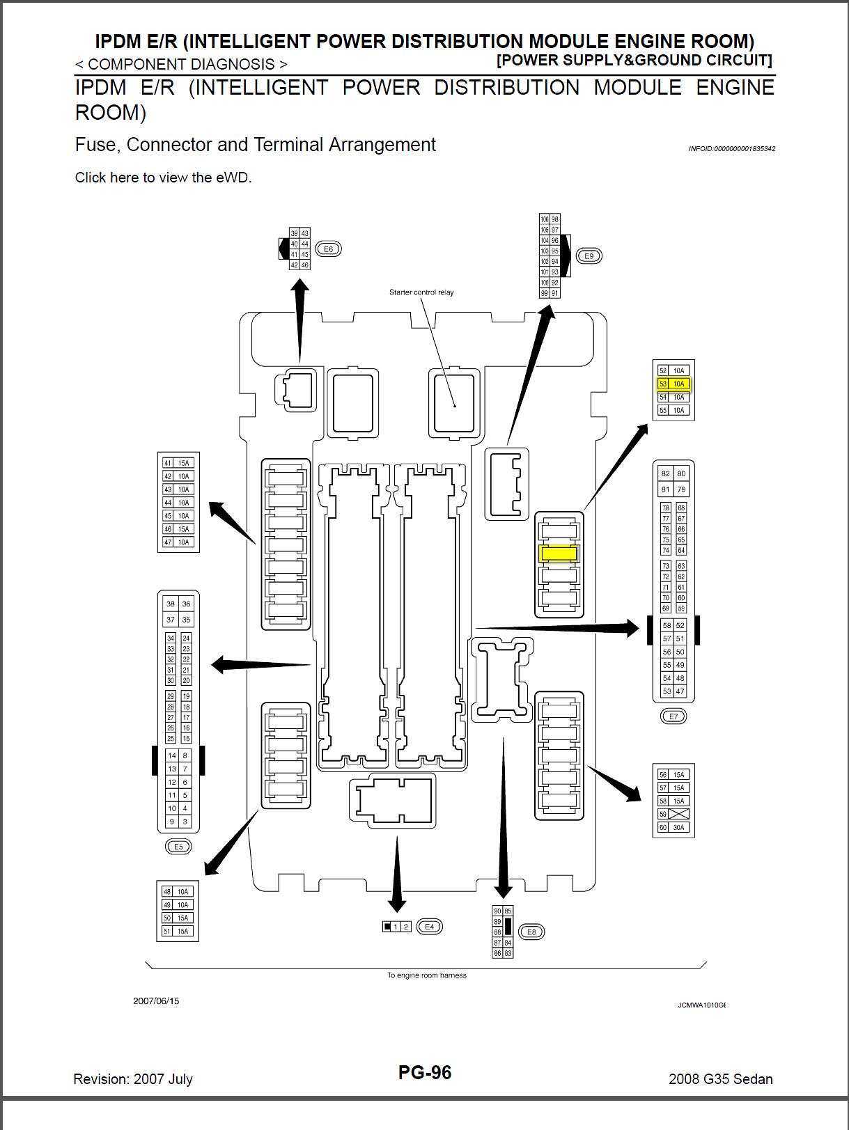 1cb4b For Infiniti G20 Fuse Box Diagram Wiring Resources