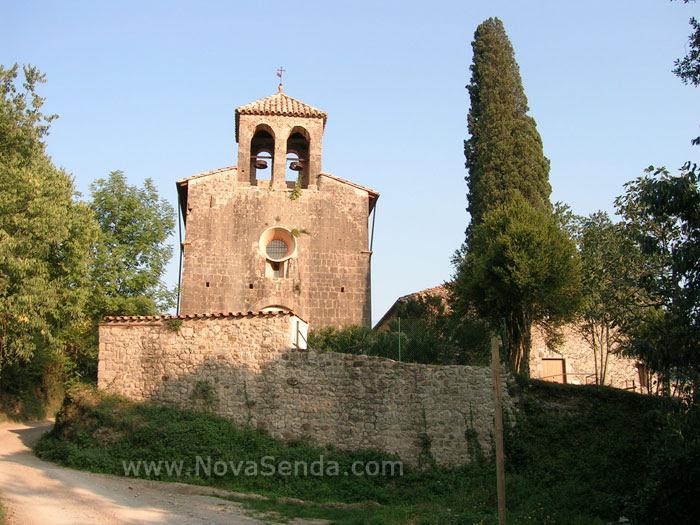 Ermita de Santa Cecília de Sadernes - La Garrotxa - Girona