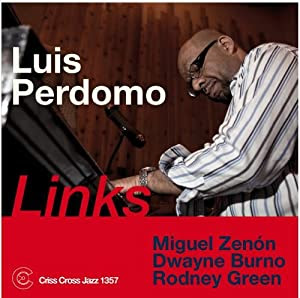Luis Perdomo - Links cover