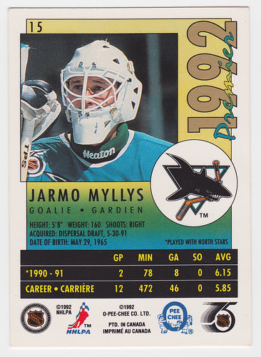 Jum Jarmo Myllys back