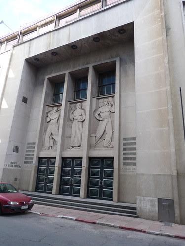 Banco La Caja Obrera, Montevideo