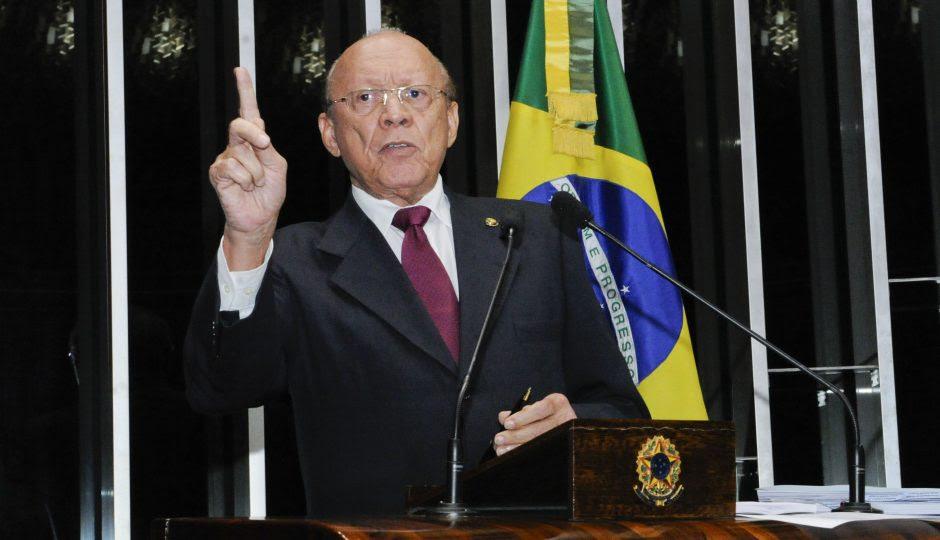 Resultado de imagem para João Alberto reeleito senador