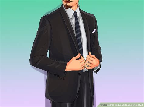 good   suit  steps  pictures wikihow