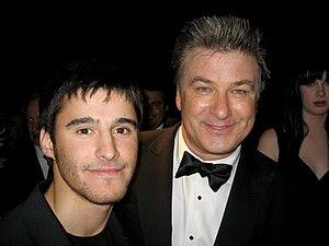English: Alec Baldwin and Josh Wood SAG Awards...