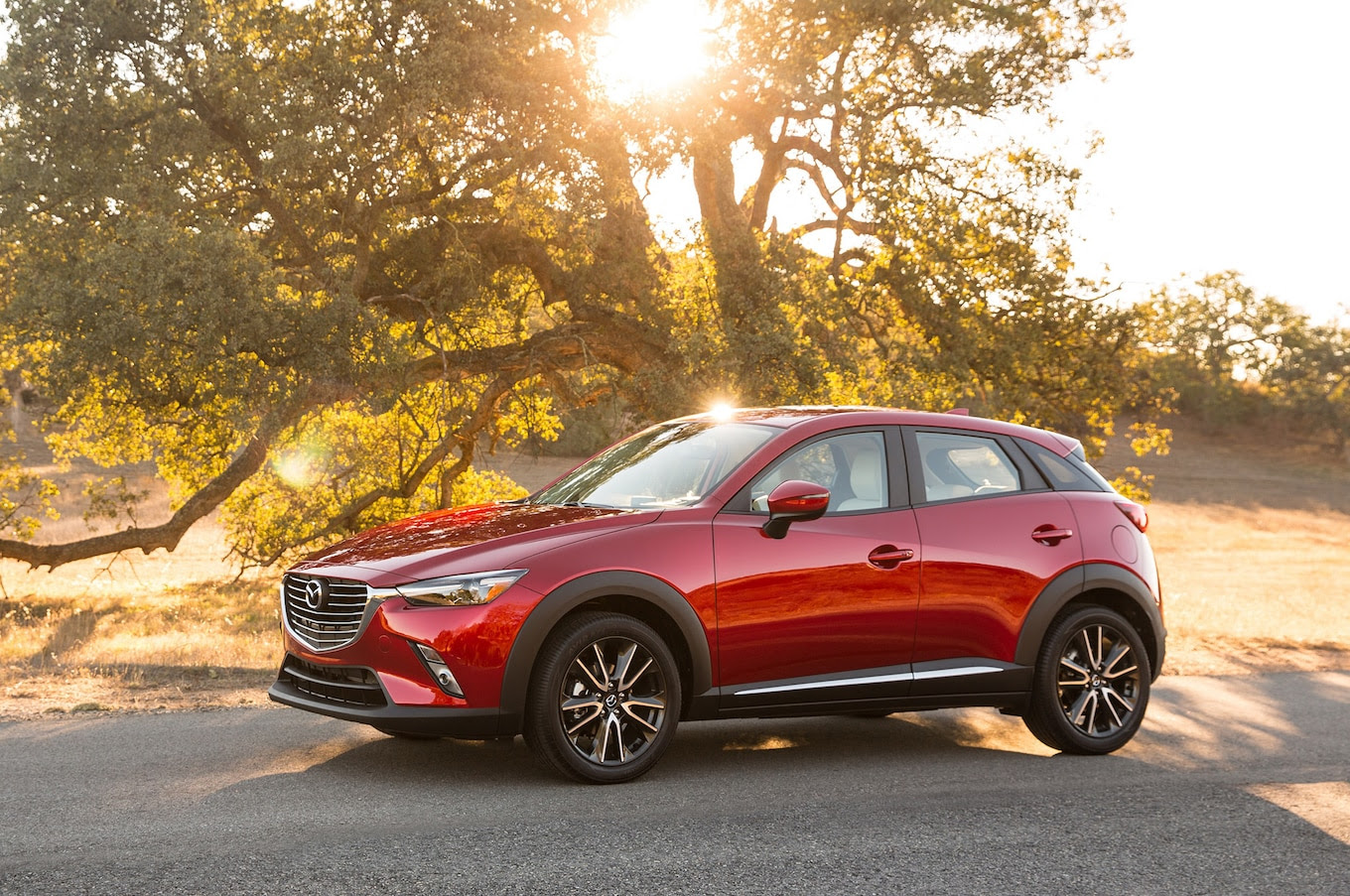 2017 Mazda CX3 Reviews and Rating  Motor Trend