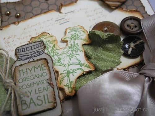 Thyme, Rosemary, Basil