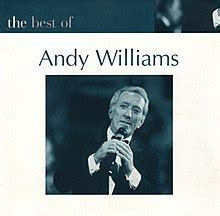 The Best of Andy Williams (1996 album)   Wikipedia