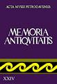 Memoria Antiqvitatis XXIV