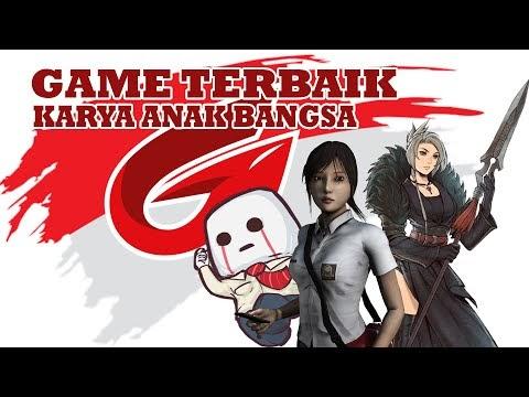 Game Terbaik Karya Anak Bangsa Indonesia