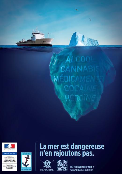 la mer est dangereuse