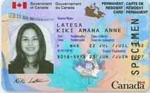 Permanent Resident Card (2002-2007)