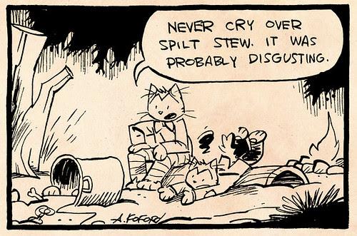 Laugh-Out-Loud Cats #1719 by Ape Lad