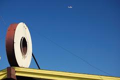 20090129 Doughnut & Airplane