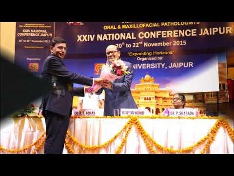XXIV National Dental Conference 2015