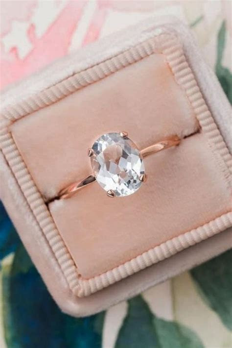 36 Oval Engagement Rings That Every Girl Dreams   Oh So